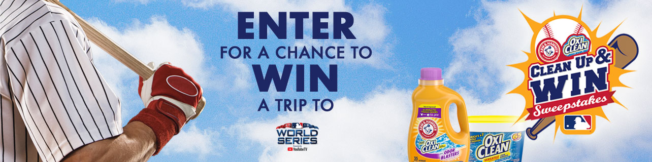 2018 Clean Up Win Sweepstakes Mlb Com