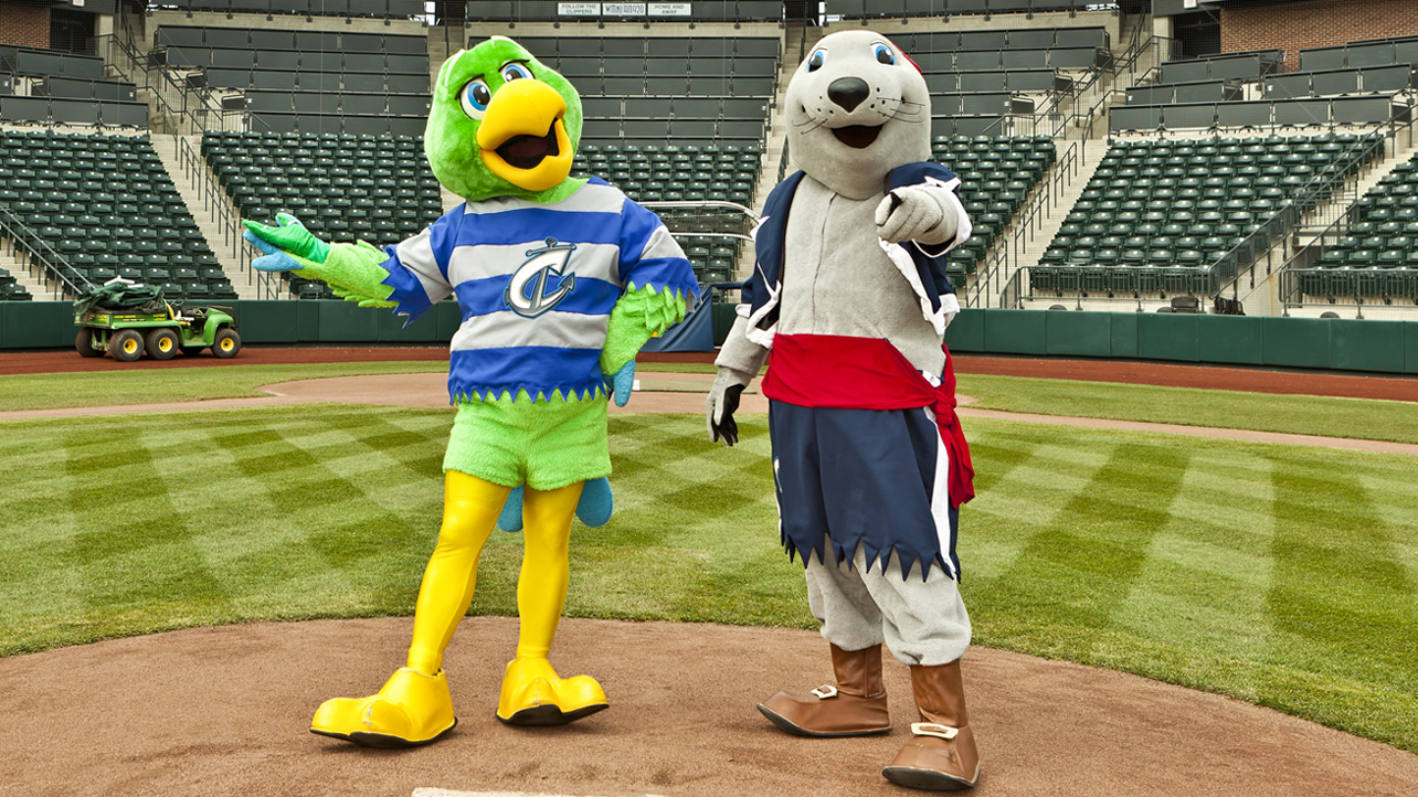 Columbus Clippers Mascot Request Form Clippers