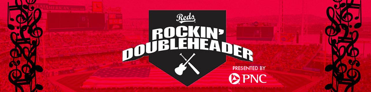 Reds PNC Rockin' Doubleheader Sweepstakes | Cincinnati Reds